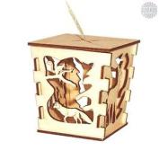 Damasu Bs_l07 Decorative Lantern Kit For Self-assembly Forest Scenes [ German ]