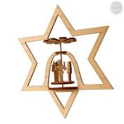 Damasu Bs_kl707 Decorative Star Kit For Self-assembly [ German Language ]