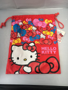 Official Licencing Hello Kitty Gym Bag
