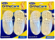 Orthotic Shoe Insole Arch Support Heel Cushion Plantar Fasciitis Orthopaedic Pair