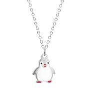 Penguin Choker Necklace for Women Long Chain Fashion Necklaces & Pendants Best Friends Gift Boho Jewellery Bijoux