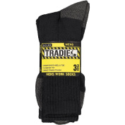 Tradie Men's Work Socks 3 Pack