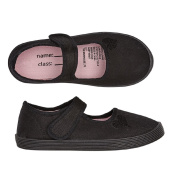 Young Original Kids' Mary Heart Canvas Shoes