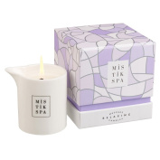 Mistik Spa Relaxing Massage Oil Candle. .
