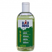 B#axanova Massage/bath Oil 200 Ml Ax-mo Intensive Massages Quick Absorptivity