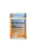 Natures Way Aroma Massage Candle - Uplifting - 108g