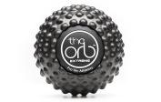 Pro-tec Athletics Unisex The Orb Extreme Deep Tissue Massage Ball, Black, 12 Cm