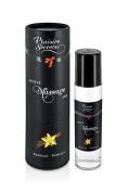 Pheromone Massage Oil Enhanced Edible Vanilla Flavoured 50ml