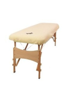 Massage Couch Table Cover Cream Face Hole Bed Hole Professional Top Quality New