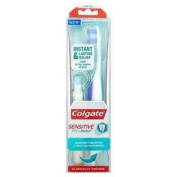 Colgate Sensitive Pro-relief Sensitivity Relief Pen +sensitive Toothbrush