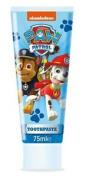 Paw Patrol Toothpaste 75ml Nickelodeon 3+ Years Test
