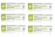Green People 100% Natural Organic Fennel & Propolis Toothpaste 50ml - Multibuy
