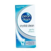 Six Packs Of Pearl Drops Crystal Clean Gently Whitens 50ml