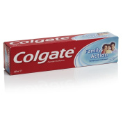 Colgate Toothpaste Family Action 100ml