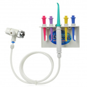 Simple Oral Hygiene Irrigator Flosser Abs Water Teeth Jet Pick Cleaning Kit