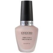 Cuccio Trio- 3-in-1 Treatment Includes Nail Rejuvenator/ Base Coat/ Ridgefiller