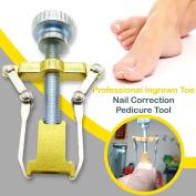 Professional Ingrown Toenail Correction Tool Manicure Clipper Pedicure Care Kit