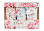 Cath Kidston Assorted Blossom Birds Hand Cream Trio, 3 x 30ml