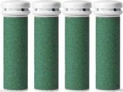 Scholl Compatible Express Pedi Extra Coarse Replacement Rollers Refill X 4