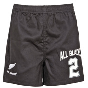 All Blacks Kids' Rugby Shorts