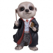 Baby Meerkat Wizard Pet Pal Vivid Arts