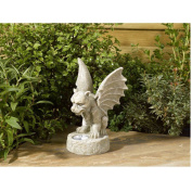 Gargoyle Solar Powered Spotlight