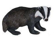 Real Life Badger Garden Ornament Sizea