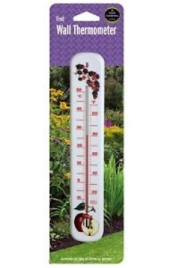 Garland Wall Thermometer Fruit Design Home Or Garden