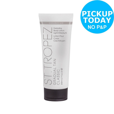 St Tropez Gradual Tan Body Lotion 200ml. From The Official Argos Shop On