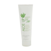 Aloe Up Water Resistant Sunscreen Lotion Spf50 Reef Friendly Paraben Free