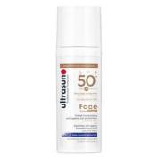 Ultrasun Face Tinted Honey Moisturising Sun Protection Skin Spf 50+ 50ml