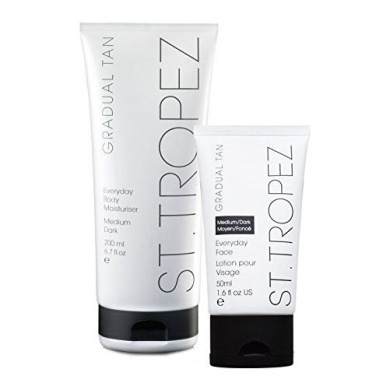 Tanning Lotion Cream Fake Tan St Tropez Voyage Golden Gradual Everyday Body