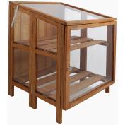 B#esschert Design Greenhouse Hardwood Small Gt32 Foldable Outdoor Garden Patio