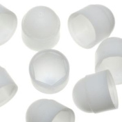 White Nut Covers X 25 (m6)
