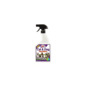 Cat & Dog Repellent Spray Rtu 1l