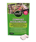 Envii Compost Accelerator - Bacterial Treatment Speeds Up Composting Process –