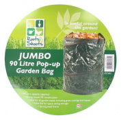 Roots & Shoots 90 Litre Jumbo Pop Up Garden Bag/ Bin