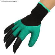 Garden Gloves With Digging Claws For Men Ladies