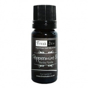 Natural Peppermint Essential Oil Pure Mouse Rat Spider Deterrent Mind Stimulator