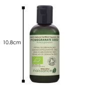 Naissance Pomegranate Oil 100ml Certified Organic 100% Pure