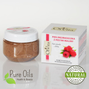 Raspberry Seeds Peeling / Mask, Powder Ol'vita 100g