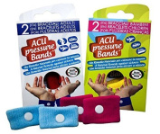 Acupressure Travel Bands - Natural Remedy For Travel Sickness_ Children Size