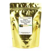 Organic Rice & Pea Vegan Protein Powder 250g