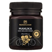Watson And Son Manuka Honey - Mgs 8+ - 250g