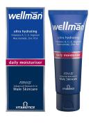 Vitabiotics Wellman Daily Moisturiser - 50 Ml