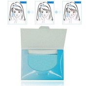 Blotting Paper Beauty Control Oil Absorbing Tissues Face Facial Make Up Sheets