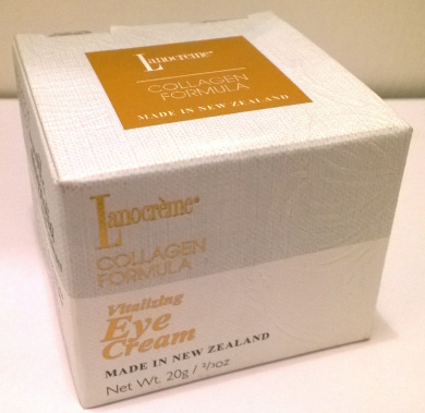 Lanocreme Collagen Formula Vitalizing Eye Cream 20g Bnib