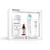 Dermofuture Precision Cosmetic Kit Mesoroller Therapy