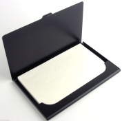Facial Oil Blotting Sheets Tissues X80 Anti-shine In Metal Case By Barbara Daly