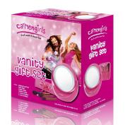 Carmen C85002 Girls Care Set Nail Care Metal Clippers Scissors Accessories Pouch